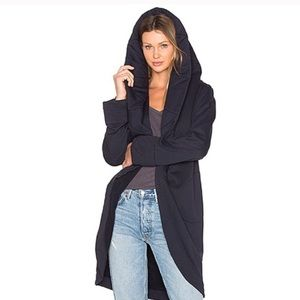 Young Fabulous & Broke Black Quilted Jacket